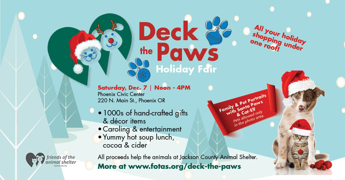 Deck the Paws Holiday Fair
